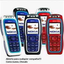 Nokia 3220 -abierto Para Cualquier Compañía- Nuevo. Checalo