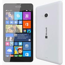 Nokia Lumia 535 Telcel Nuevo Blanco + Cargador Emergencia