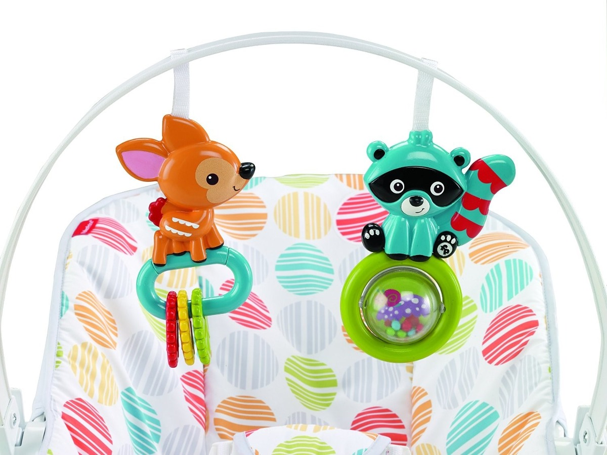 Nuevo diseno silla vibradora fisher price para bebe for Silla fisher price