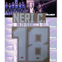 Estampados Monterrey Tercera 2011-2012 $100 #18 Neri C.
