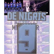 Estampados Monterrey Tercera 2011-2012 $99 #9 De Nigris