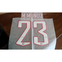 Numero Portero M.muñoz 2011-2012 Oficial