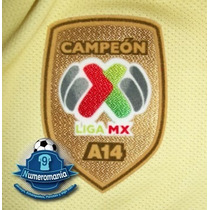 Parche Oficial De Jersey América Campeón Apertura 2014