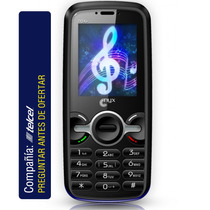 Nyx Mobile Noa Radio Fm Mp3 Alarma Juegos Agenda Calculadora