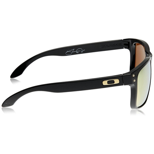 5e3a7accb3c82 Oakley Holbrook Shaun White Gold Series Brown Tortoise 24k Gold ...