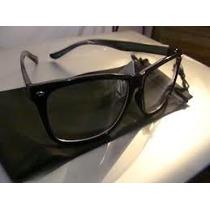 Armazon Retro Vintage Nerd Color Negro Mica Clara Mn4 $