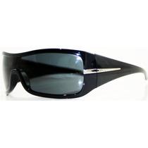 Lentes De Sol Prada Opr 02hs 1ab 1a1 Shiny Black Italianos