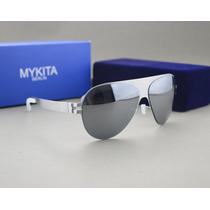 Lentes Mykita Titanium Silver Germany Sex And The City Franz