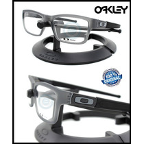 Armazon Oftalmico Oakley Marshal Ox8034-08 Satin Grey Smoke