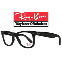 Armazones Ray Ban Oftalmicos Wayfarer Dark 5121/2000