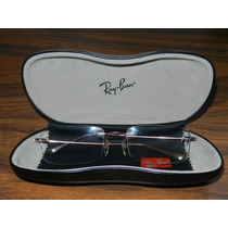 Lentes Armazon Ray Ban Light Ray 3 Piezas Titanium Original