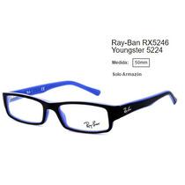 Armazón Para Lentes Ray-ban Rx5246 Youngster 5224