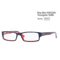 Armazón Para Lentes Ray-ban Rx5246 Youngster 5088
