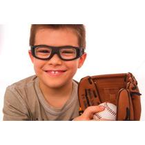 Goggle Miraflex Deportes Originales Acetato Niños Nuevos