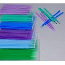 Micro Brush, Para La Aplicacion De Extensiones De Pestañas