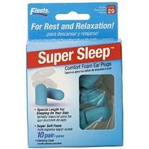 ¡nuevo! Súper Sleep Comfort Espuma Tapones Para Los Oídos -