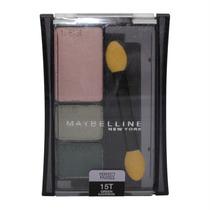 Maybelline Perfectas Pasteles Sombra De Ojos #15t Verdes Jar