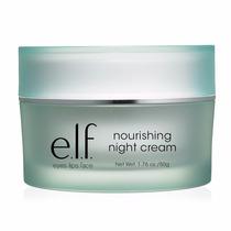 Crema Facial Nutritiva De Noche E.l.f.