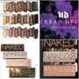 Sombras Naked 1,2,3 Y 4 Envio Gratis