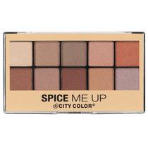 E-0033 Spice Me Up Eye Shadow City Color Mayoreo