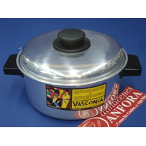 Aluminio Budinera 18 Cms Aluminio D/fuerte Mod.: 10015 Mrc.: