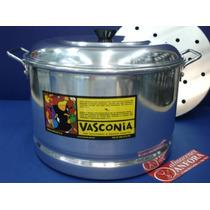 Aluminio Vaporera # 34 Baja Mod.: 4009866 Mrc.: Vasconia