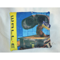 Wall-e En Almohada Original Y Unica De Coleccion