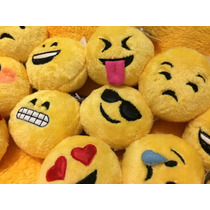 4 Llaveros Whatsapp Emoji