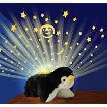 La Lampara Y Almohada Que Ilumina De Estrellas Tu Cuarto!