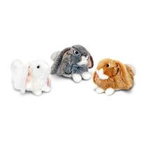 Conejo Peluche - Acostado 25cm 1 De 3 Surtido Niños Mimosos