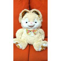 Adorable Conejo Peluche Grande 50 Cm. Gordito Y Apapachable