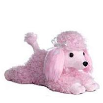 Perro Frensh Poodle De Peluche Aurora Flopsie