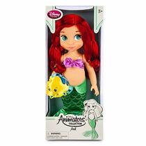 Disney Store Muñecas Animators Ariel Originales