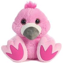 Flamingo Paton Taddle Toes Oso Peluche Aurora Importado