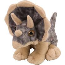 Dinosaurio Juguete Suave - Wild Republic Triceratops 8-inch