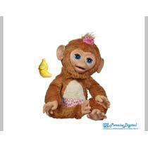 ..:: Fur Reals Friends Anna Banana Mi Monita Divertida ::..