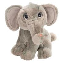 Elefante De Juguete Suave - Wild Republic 7 Salvajes