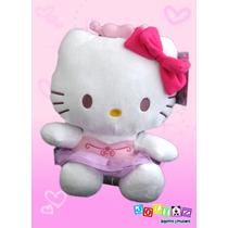 Hello Kitty Ballet Peluche Sanrio 25 Cm