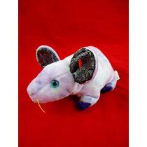 Raton Rat Marca Ty, Original Autentico De Colección