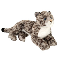 Muñeco De Peluche - Wild Republic Snow Leopard 16-inch Acos