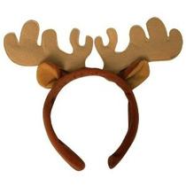 Plush Moose Vestuario Diadema