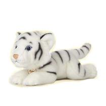 Tigre Blanco De Peluche Aurora Miyoni
