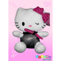 Hello Kitty Macheri Peluche Sanrio 25 Cm