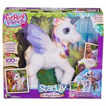 Furreal Friends Starlily Unicornio Mágico Electrónico 2015