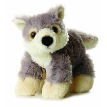 Peluches Wolf - Aurora Woolsey 20cm Mini Flopsie Childs Niñ