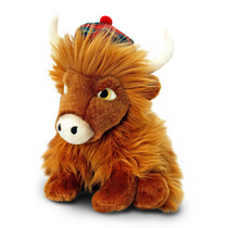 Escocia Peluche - Keel Toys 25cm Scottish Highland Cow &