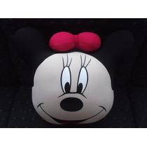 Cojin Almohada De Minnie Mouse Relleno De Bolitas 14 Feb