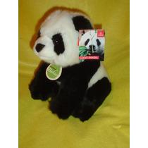 Panda De 25cms Cachorro Nuevo De Calidad
