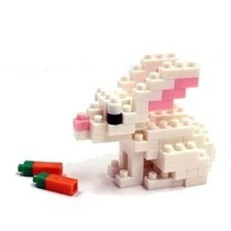 Nanoblocks - Animales Nbc-030 - Conejo