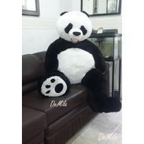 Oso De Peluche Gigante Panda El Mas Grande Sonrisa Muy Gordo